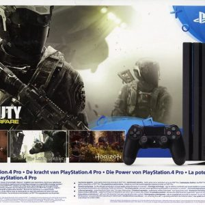 PS4 1TB R2 (Europe version) with 1 controller