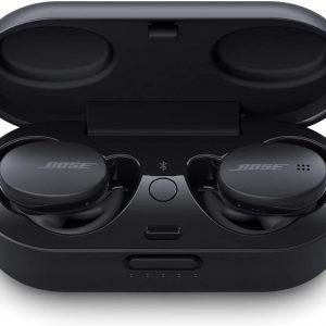 Bose Sports Earbuds – True Wireless Earphones, Triple Black
